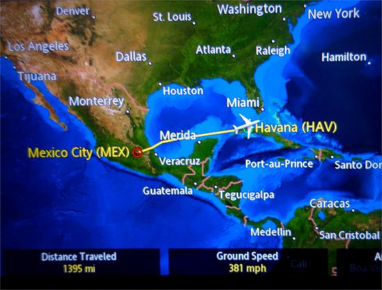 夏の休暇2015_キューバ・メキシコ