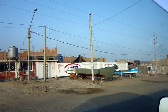 秘露の漁村 (9)
