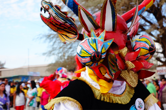 奇祭 ラ・ティラーナ (1)